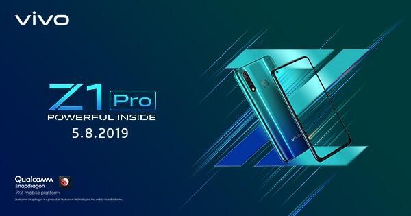 Vivo Z1 Pro, Smartphone Gaming Terbaru vivo untuk Agan Para Gamer!