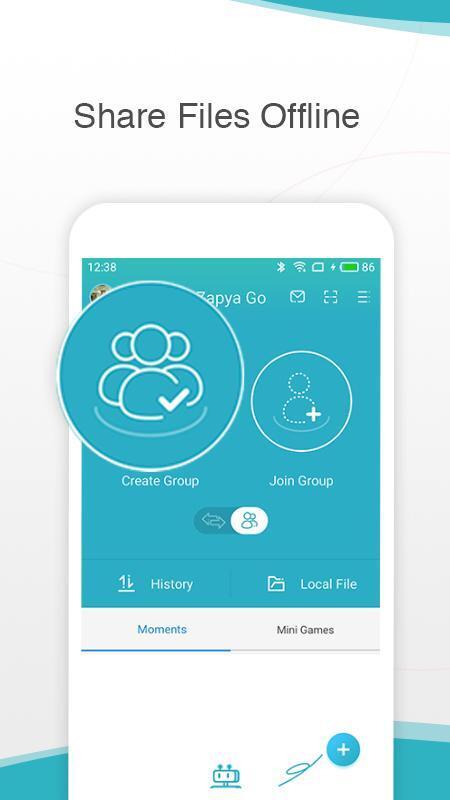 Transfer File Kecepatan Tinggi antara Smartphone dan PC/Laptop via Portable Hotspot