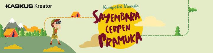 Pramuka: Camping Bersamanya