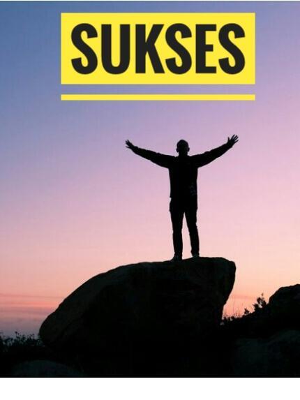 Beberapa Kebiasaan Positif Orang Sukses