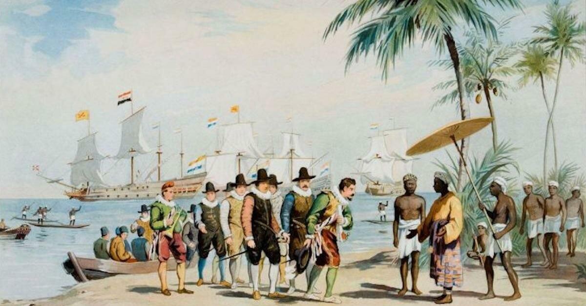 Inilah Sang Perintis Indonesia Terjajah 350 Tahun