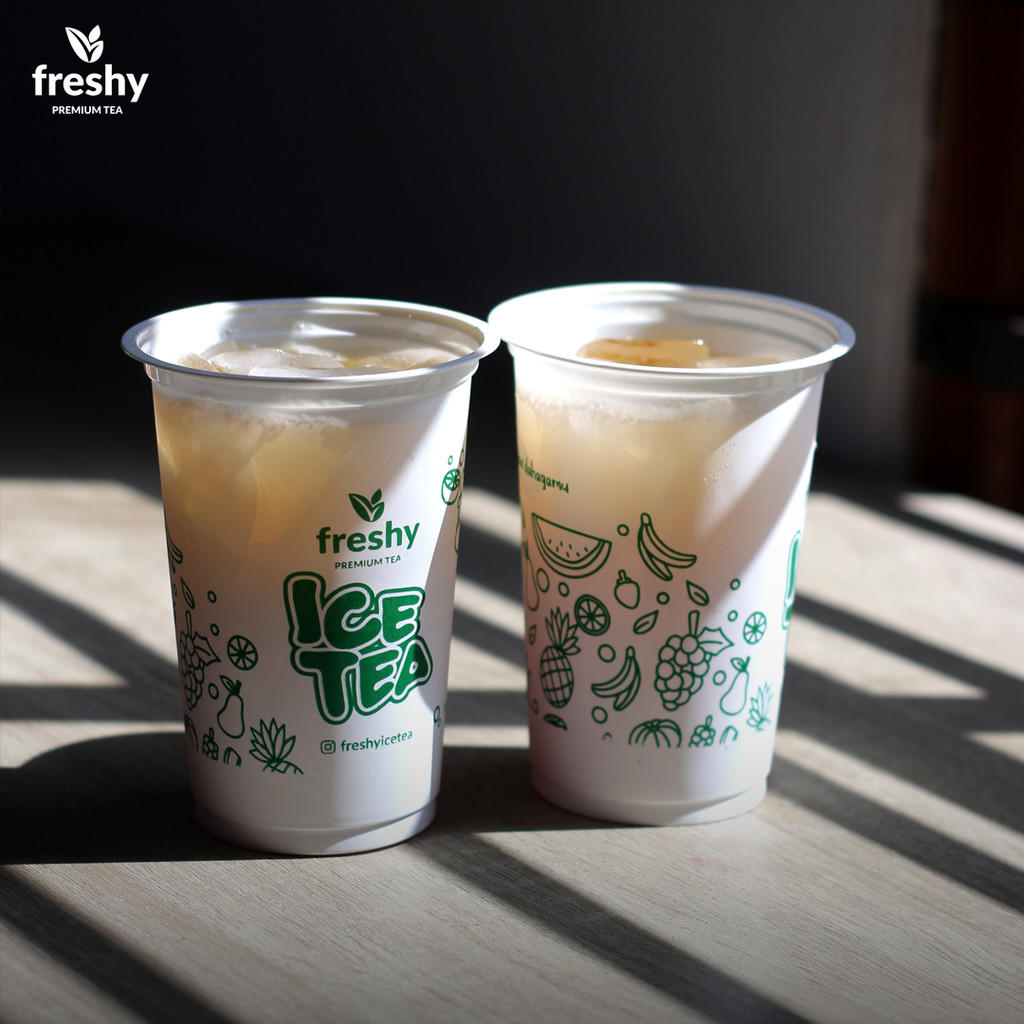 Bisnis Segar Minuman Freshy Ice Tea Hanya Satu Bulan Balik Modal
