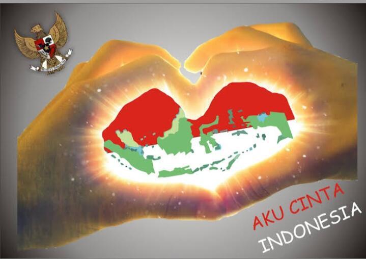 Indonesiaku, Bagaimana Lagi Cinta Ini Harus Terbilang?