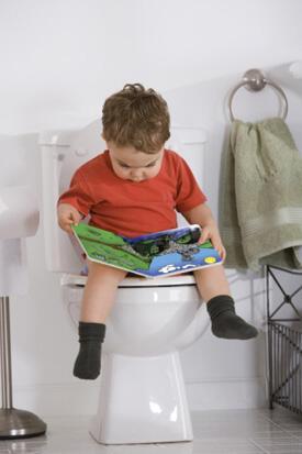 Anak Gansis Belum Lulus Toilet Training? Cobain Cara Ini Deh ...