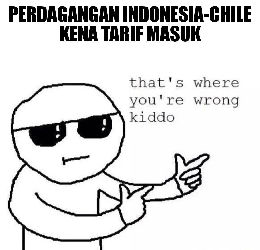 Hore! Empat Hari Lagi Perdagangan Indonesia-Chile Bebas Tarif Masuk
