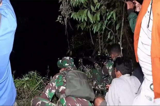 Warga Buton Kembali Tewas Diterkam Buaya, TNI-Polri Lakukan Perburuan