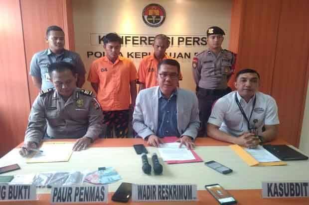 Polda Kepri Ungkap Penyelundupan Pekerja Migrasi Indonesia