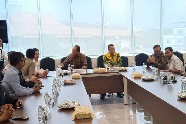 Dikunjungi Ketua DPR, MNC Group Jelaskan Soal Pemberitaan