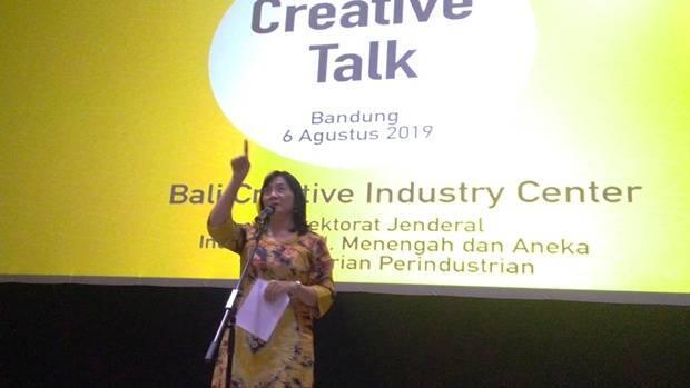 Kemenperin Tantang Jabar Miliki Pusat Industri Kreatif