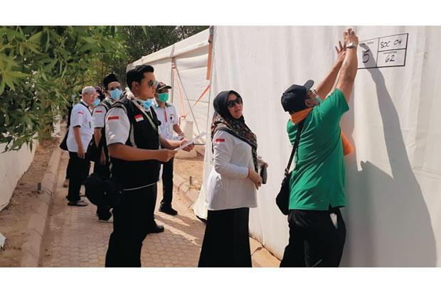 Cegah Heat Stroke, Tenda Jamaah Haji Dipasang AC