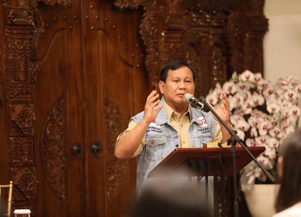 Pesan Mbah Moen yang Tertanam di Benak Prabowo: Prabowo Harus Selalu Bela Rakyat