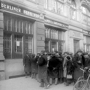Jerman 1918-1933 : Pemulihan, Depresi, dan Jalan Menuju Kediktatoran