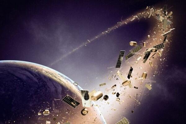 5 Objek Bumi yang Kini Jadi Sampah Luar Angkasa