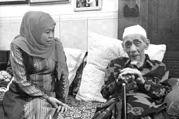Mbah Moen: Jantung Indonesia Berada di Jawa Timur dan Jawa Tengah
