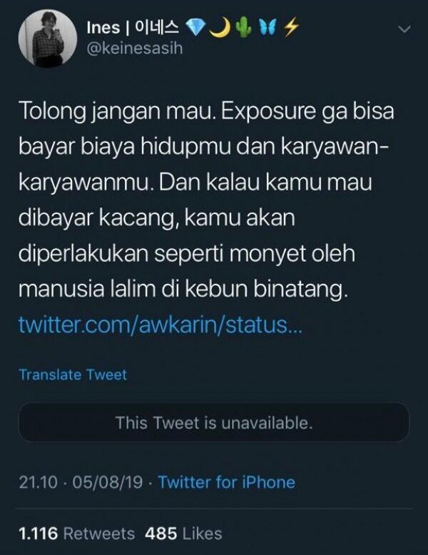 Viral, 10 Reaksi Kocak Netizen Soal Tawaran 'Exposure' Awkarin