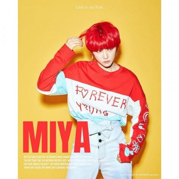Disebut Sebagai The Next Amber f(x), 10 Potret Miya GWSN yang Boyish!