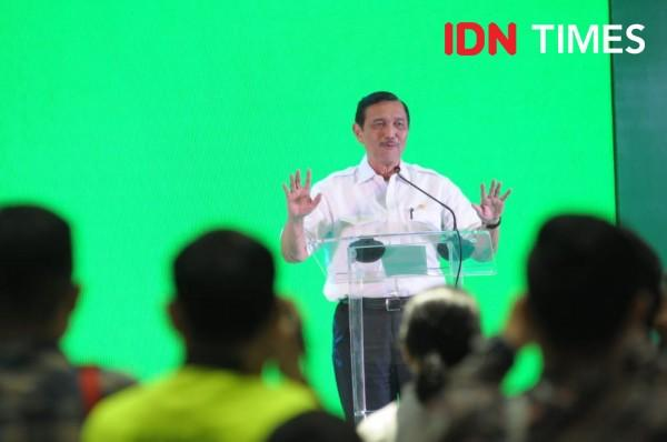 Jokowi Marahi PLN Soal Listrik Padam, Luhut: Saya Pikir Sangat Pantas