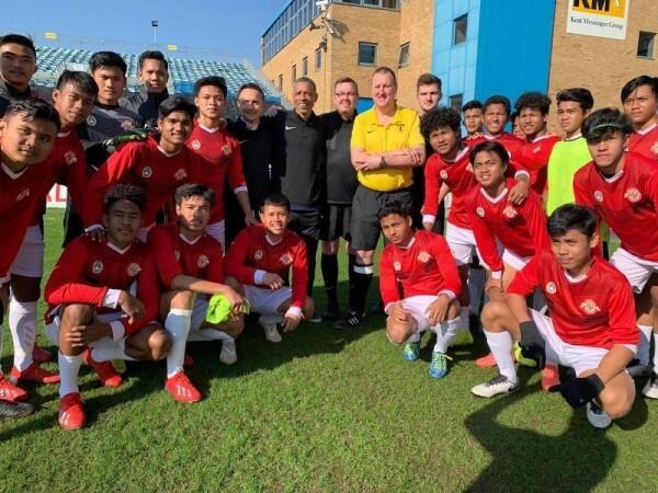 23 Pemain Masuk Skuat Timnas ke Piala AFF U-19, Beckham Salah Satunya