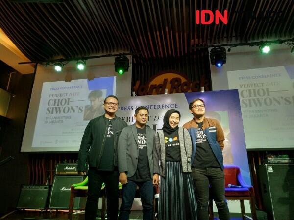 10 Alasan Wajib Datang ke Fanmeeting Choi Siwon, Bakal Dimanjain Deh!