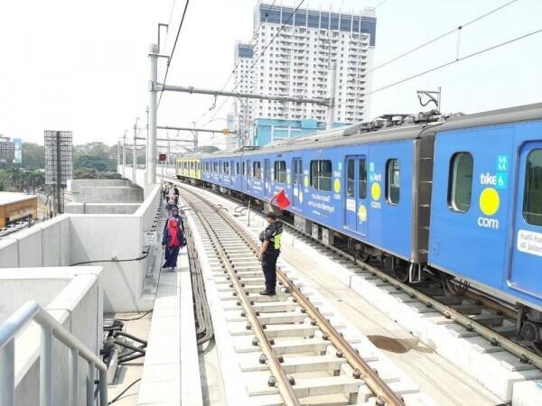 MRT Merugi Hingga Rp500 Juta Akibat Pemadaman Listrik