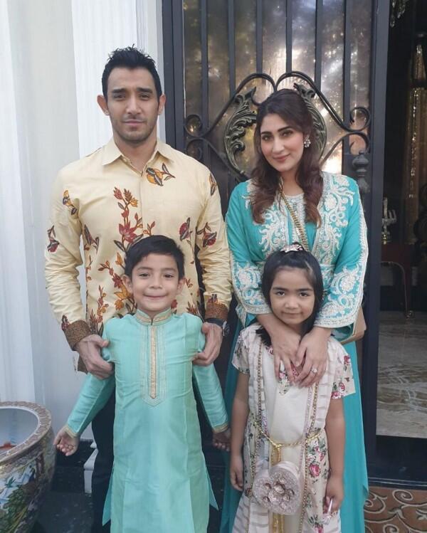 10 Bukti Abdulla Alwi Pantas Jadi Ayah Sambung dari Anak Tania Nadira