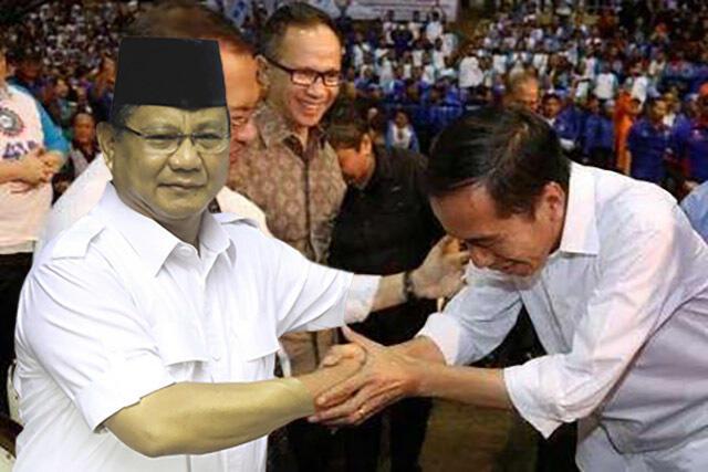 Kader PDIP Wajib Hormat kepada Prabowo Subianto