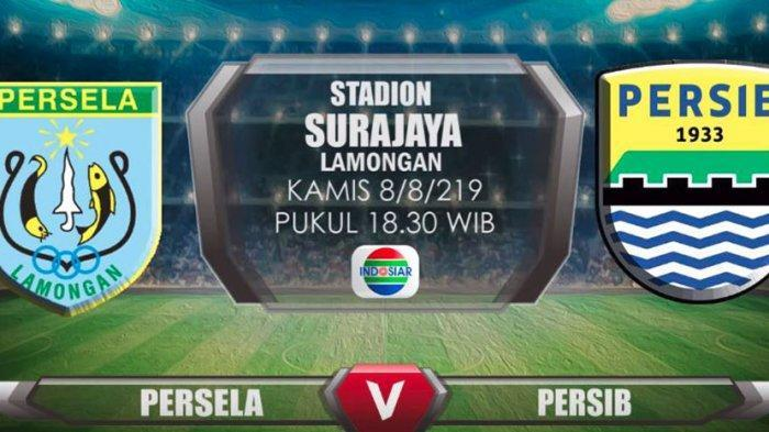 Persela Lamongan VS Persib Bandung, Pembuktian Persib!
