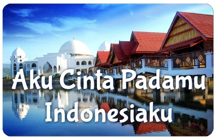 Indonesiaku, Yang Merusak Engkau, Pergi Aja Sono .... !