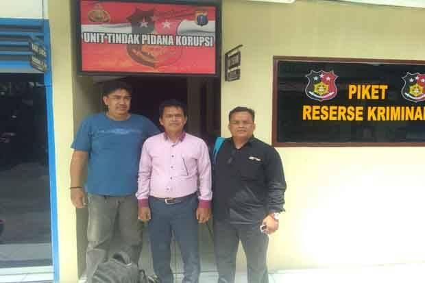 Dalami Korupsi Dinsos Padangsidimpuan, Polisi Periksa Adnan Buyung 5 Jam