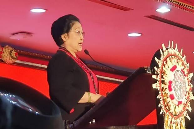 Megawati Minta ke Jokowi, PDIP Diberi Kursi Menteri Terbanyak