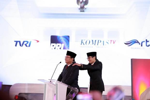 Sandiaga Sudah Sampaikan ke Prabowo Soal Pentingnya Oposisi