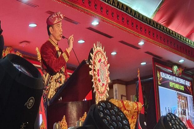 Jokowi Jamin PDIP Dapat Kursi Menteri Terbanyak