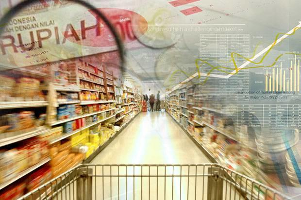 Pola Konsumsi Kembali Normal, Penjualan Eceran Juni Turun