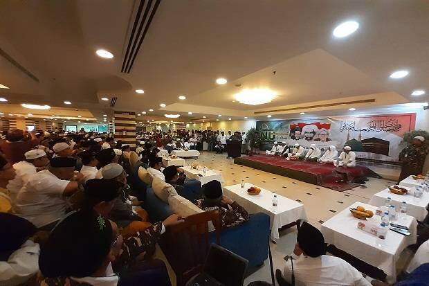 Ribuan Nahdliyin Hadiri Silaturahim NU Sedunia di Mekkah