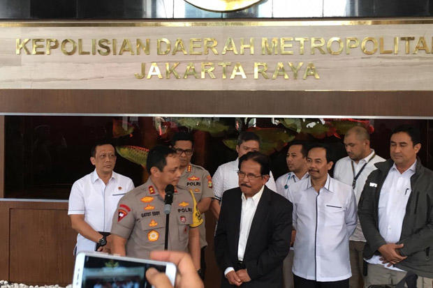 Berantas Mafia Tanah, Menteri ATR Minta Dukungan Kapolda Metro Jaya