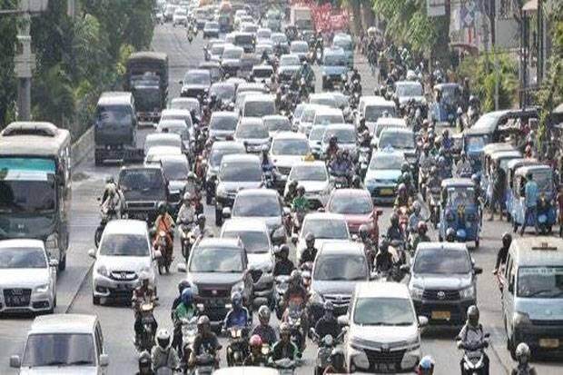 Sebanyak 25 Ruas Jalan Ganjil-Genap Tersedia Busway