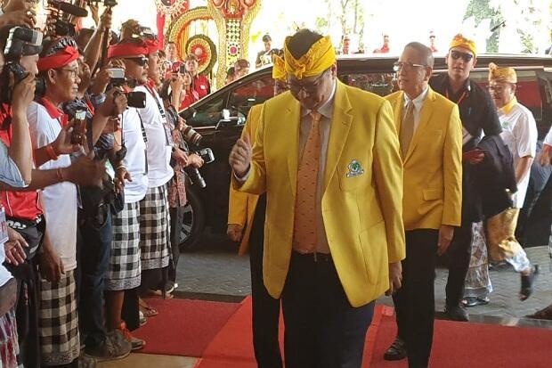 Megawati Sentil Ketum Golkar Soal Komitmen UU MD3