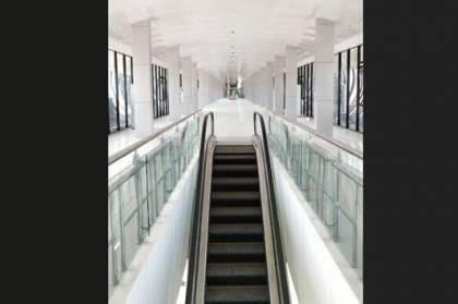 Ini Penampakan Peron Kereta Bandara di Stasiun Balapan Solo