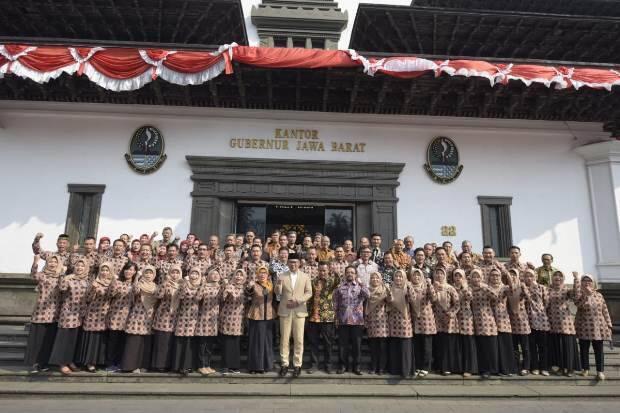 Jabar Siap Pertahankan Juara Guru dan Tenaga Kependidikan Berprestasi Nasional