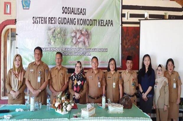 Disperindag Sulut Tawarkan Sistem Resi Gudang di Bolsel