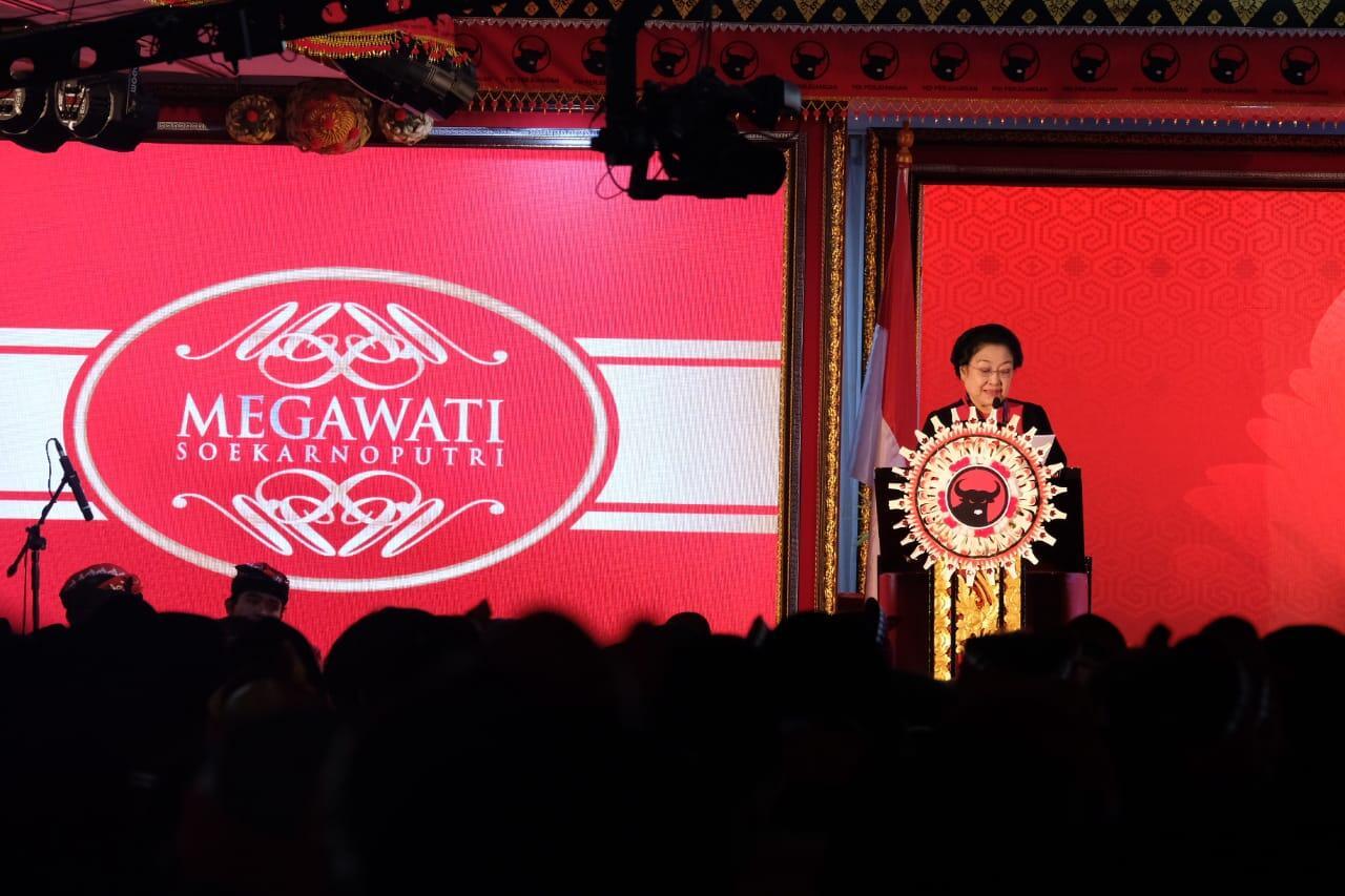 Megawati Minta Jatah Menteri dari PDI Perjuangan Ditambah