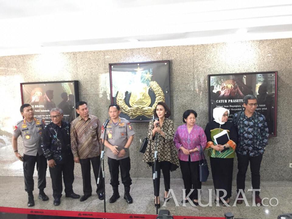 Capim KPK 'Qualified' Harus Didukung Termasuk dari Instansi Polri