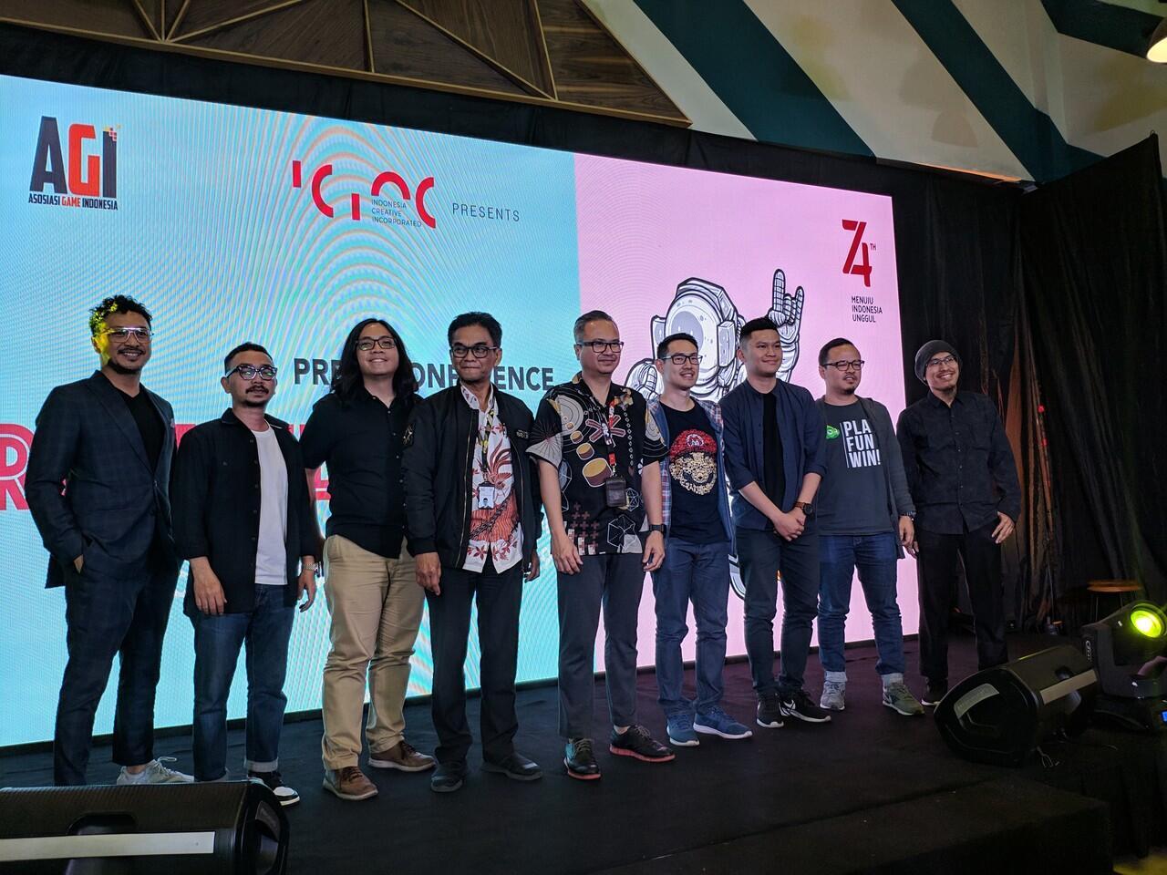 Mantab Gan!, 10 Perusahaan Game Indonesia Bakalan Hadir Di GamesCom 2019!!