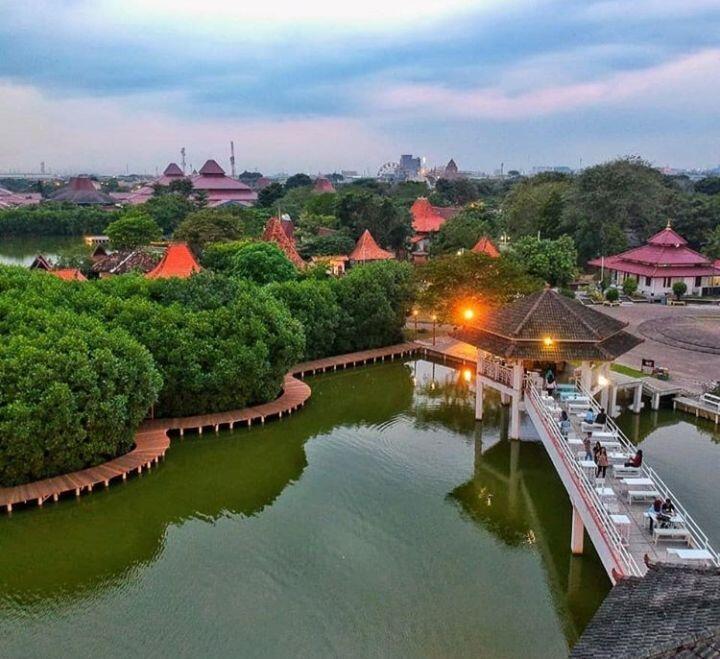 Hey Anak IG!! Ini Lho 5 Tempat Wisata Yang Instagenic Di Semarang