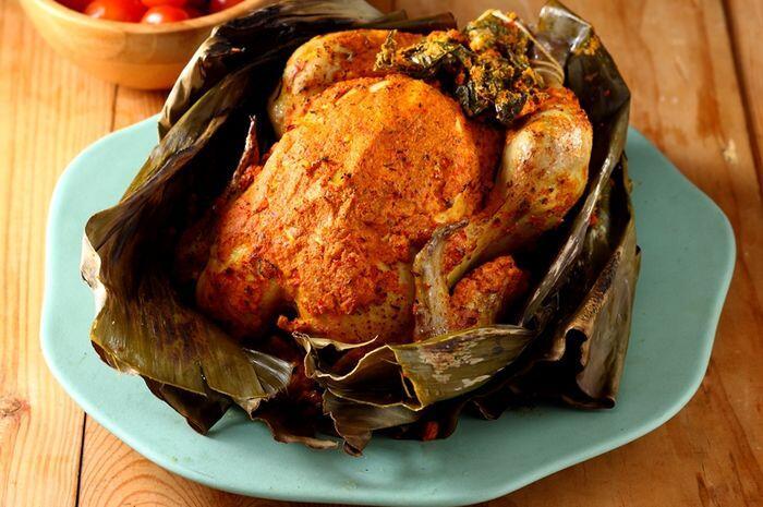Resep Ayam Betutu Empuk Mudah Dibuat