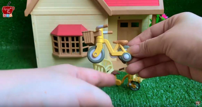 Sylvanian FAN! > 👉Klik> Unboxing Sylvanian Families' Toys with Panda Family