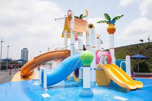 Senang Main Air? Berikut Pilihan Rekreasi Bermain Air di Singapura!
