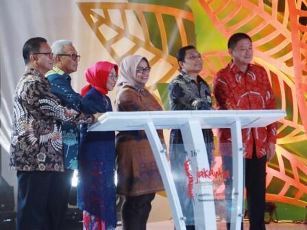 Jakarta Fashion and Food Festival 2019 Resmi Dibuka