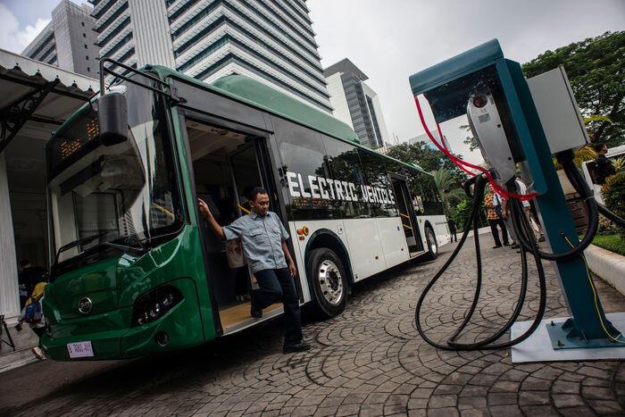 Perpres diteken Jokowi, era kendaraan listrik dimulai