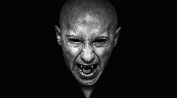 10 Kisah Menyeramkan 'Vampir' di Dunia Nyata